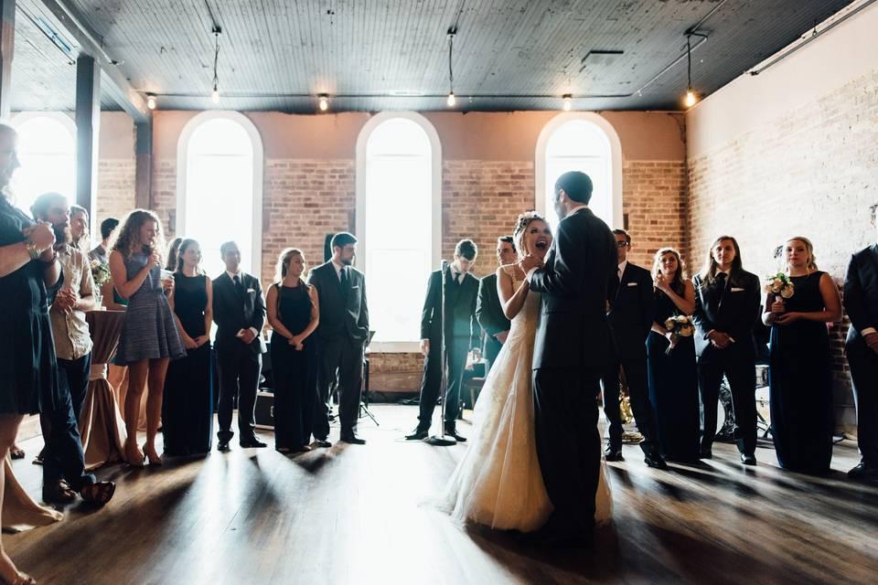 Wedding jazz