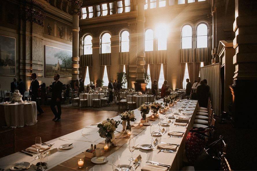 Formal banquet
