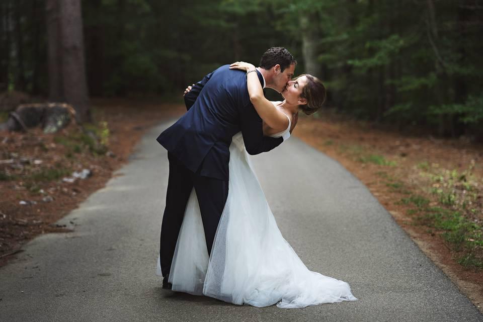 Sliver wedding