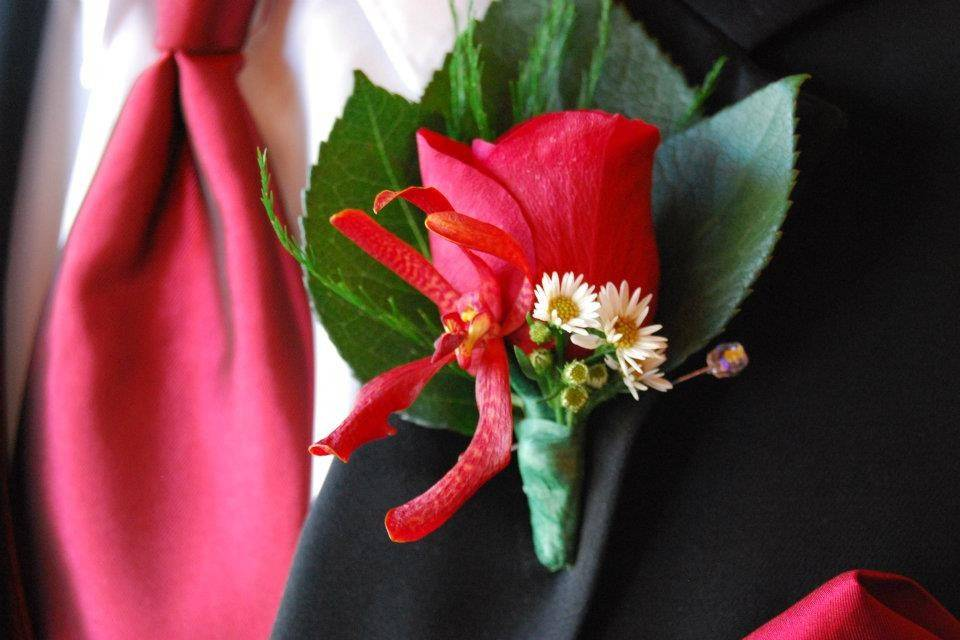 Flowers in Blume