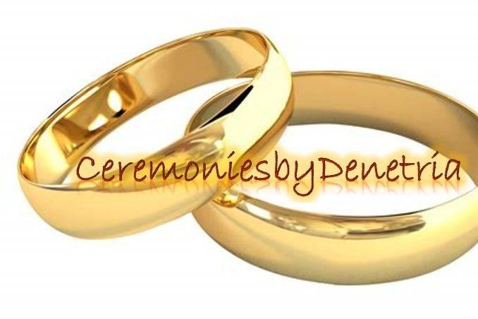 Ceremonies by Denetria #Aurora Colorado #WeddingOfficiant