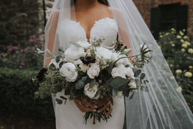 Wild Blooms Bridal