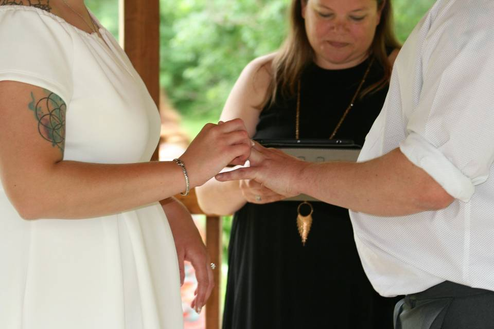 Vows With Angie