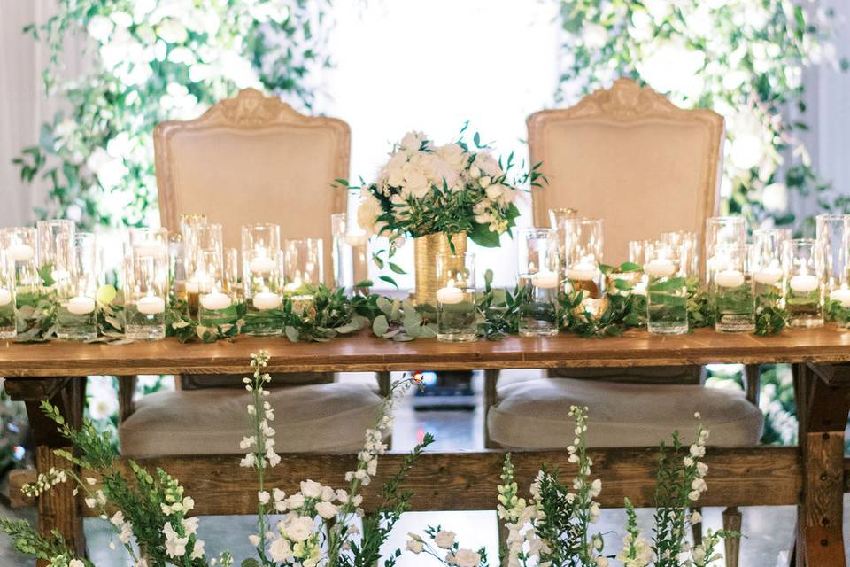Couples Table