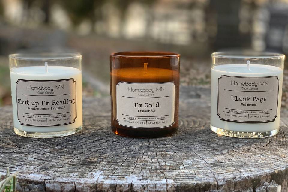 Homebody MN Candles