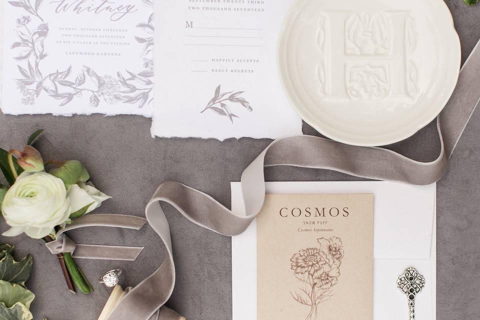 Wedding invitations | Lloyd photographers