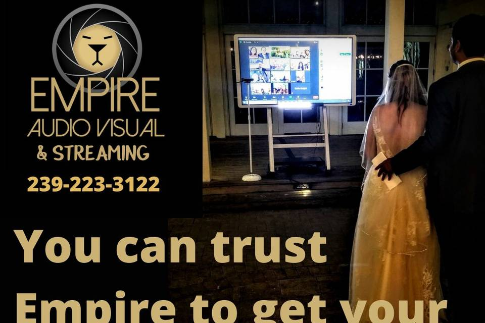 Empire Entertainment and Photo Booths