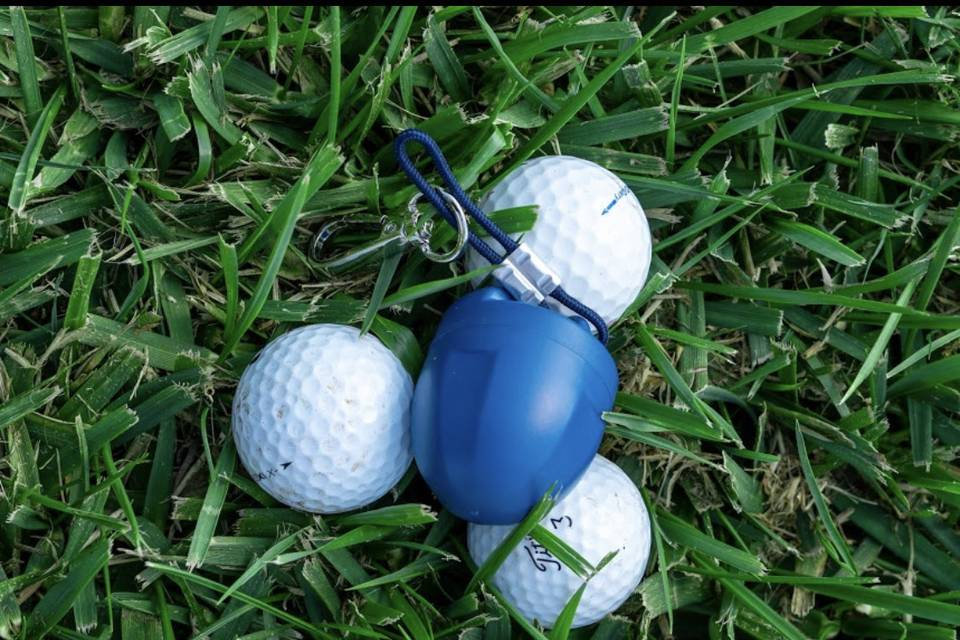 Great for golf
