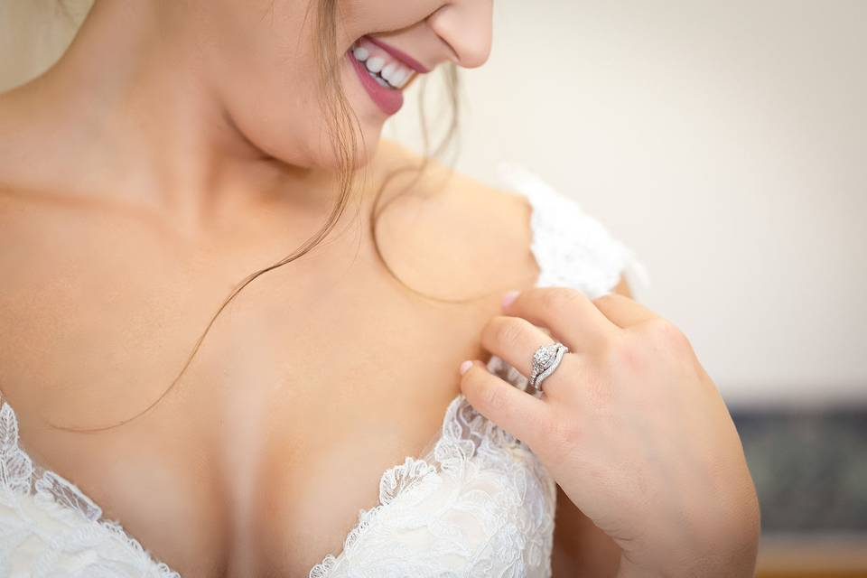 Beautiful bride - Jane Wiggins Photography