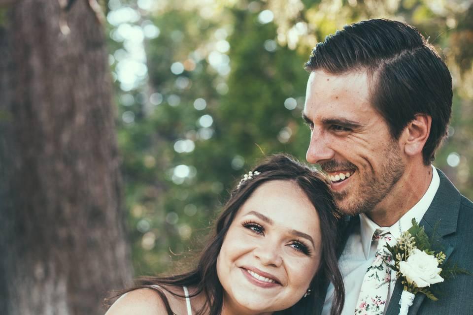 Analog Cabin Wedding Film