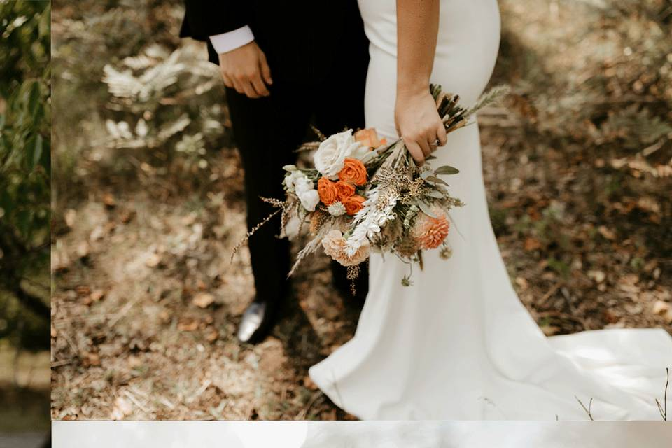 Michigan summer wedding