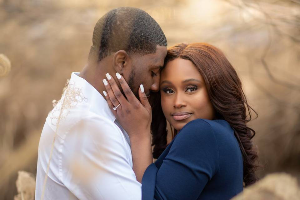 The happy couple - Crystal Artis Photography