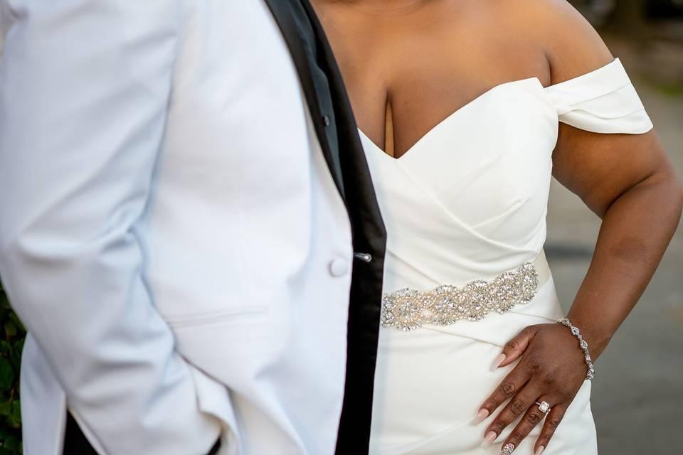 Newlyweds - Crystal Artis Photography