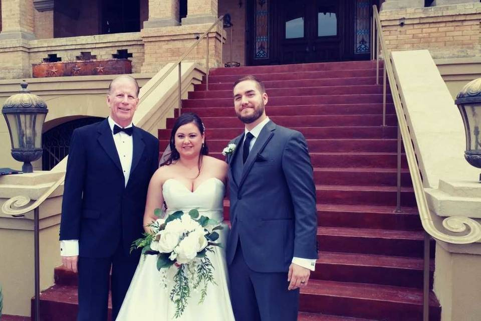 Johnny Peden - Your Wedding Officiant