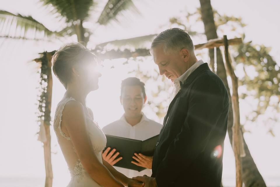 Wedding Officiants Costa Rica