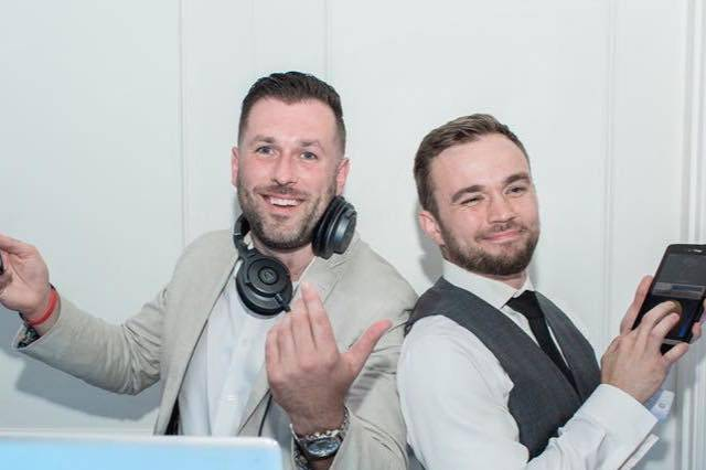 The DJs: Kevin & Steve