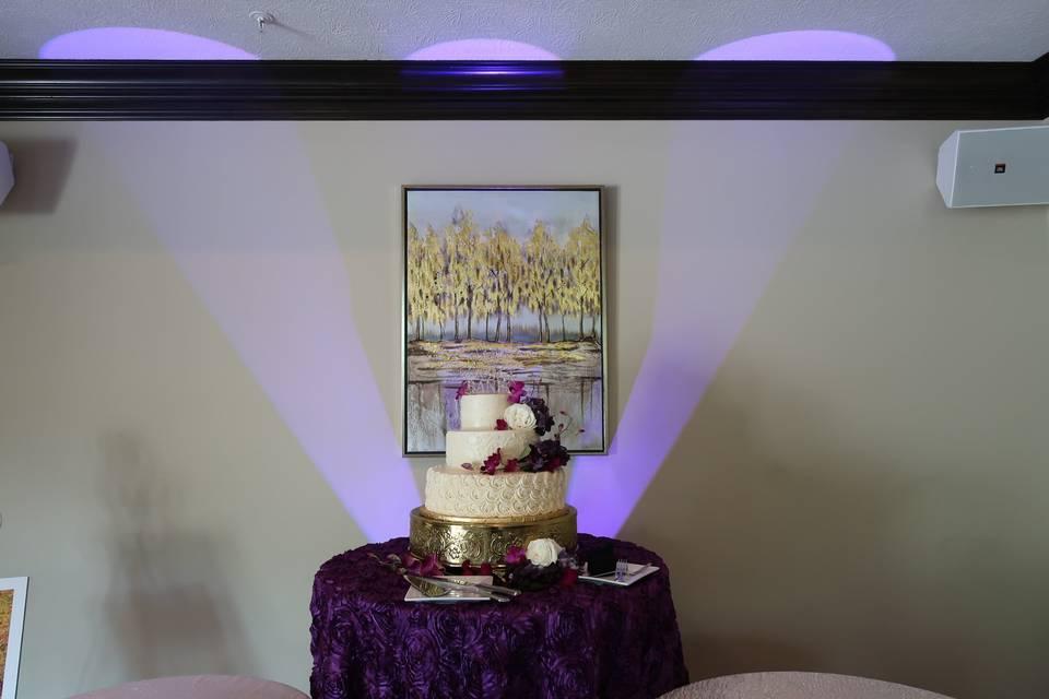 Cake Highlight