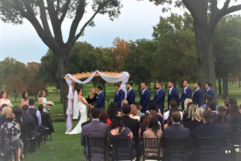 Ceremony & Trellis