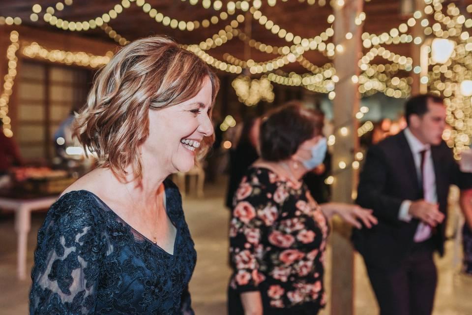 Laughs - Kristen & Steve's Wedding