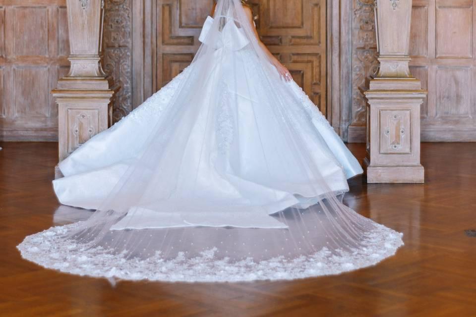 Mark Bumgarner custom dress