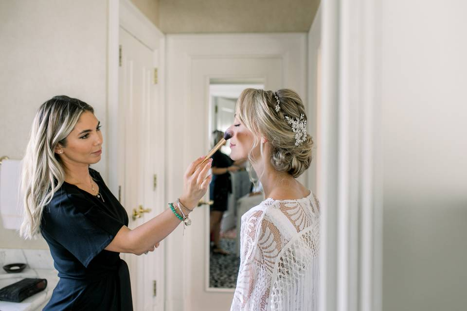 Merveb makeup
