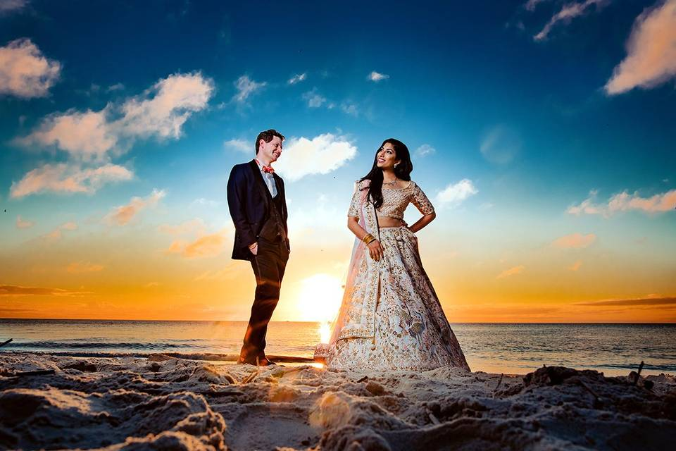 Cape May Indian Wedding