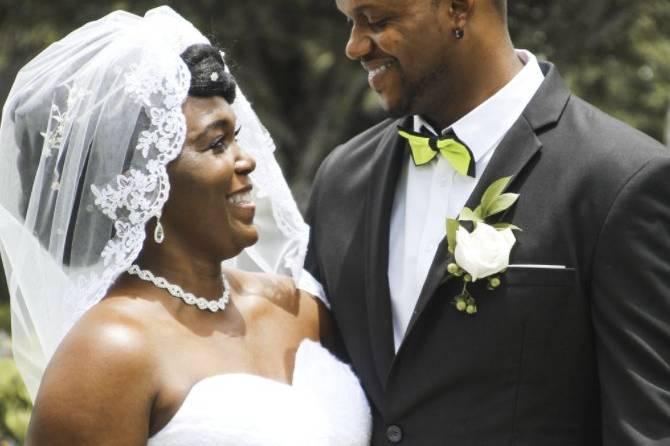 Yanique & Darrien Wedding - VZNS Media