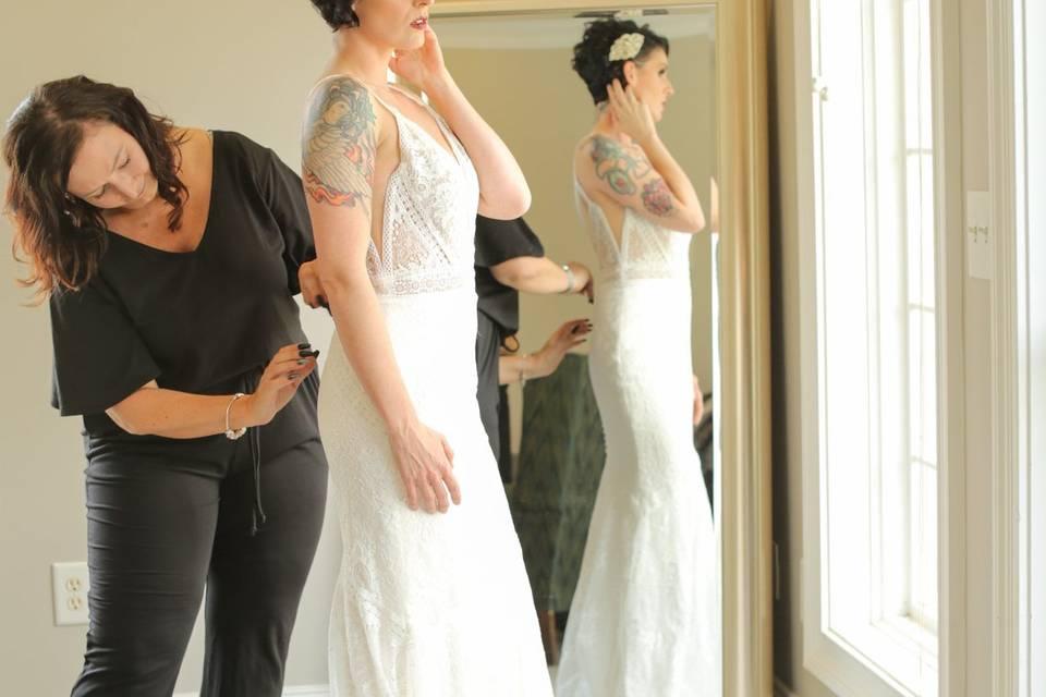The Nines-Bridal Stylist