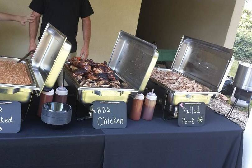 BBQ choices