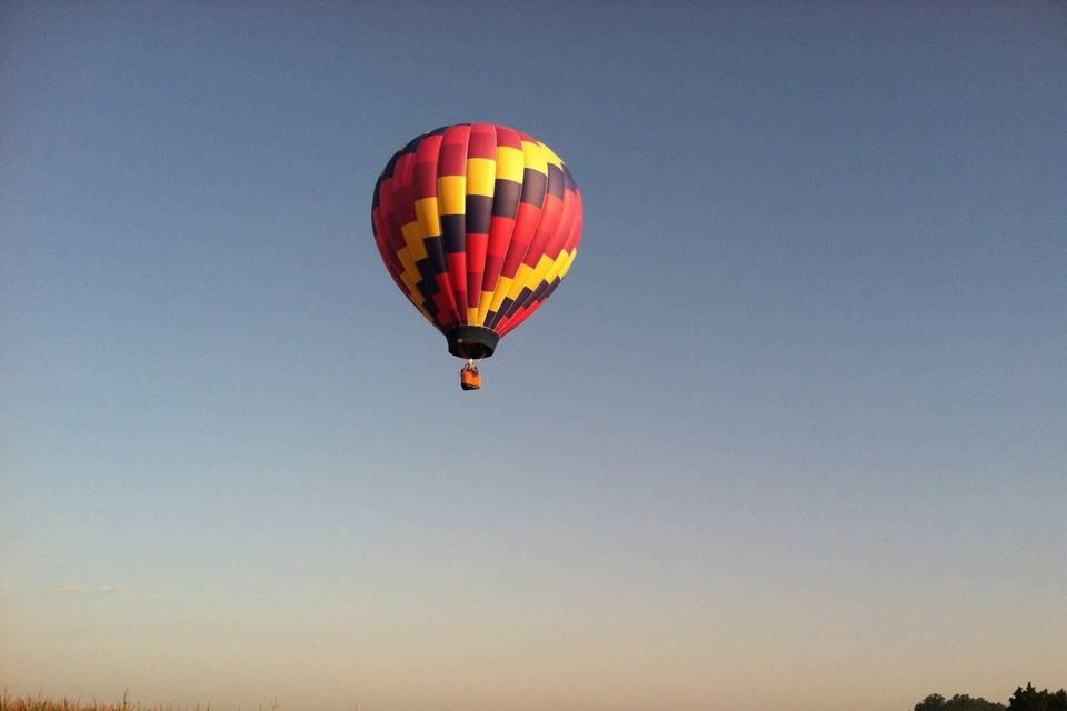 Delmarva Balloon Rides, LLC