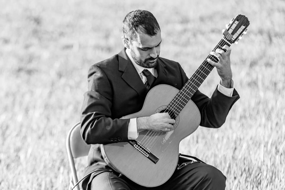Aaron Bobis Guitar