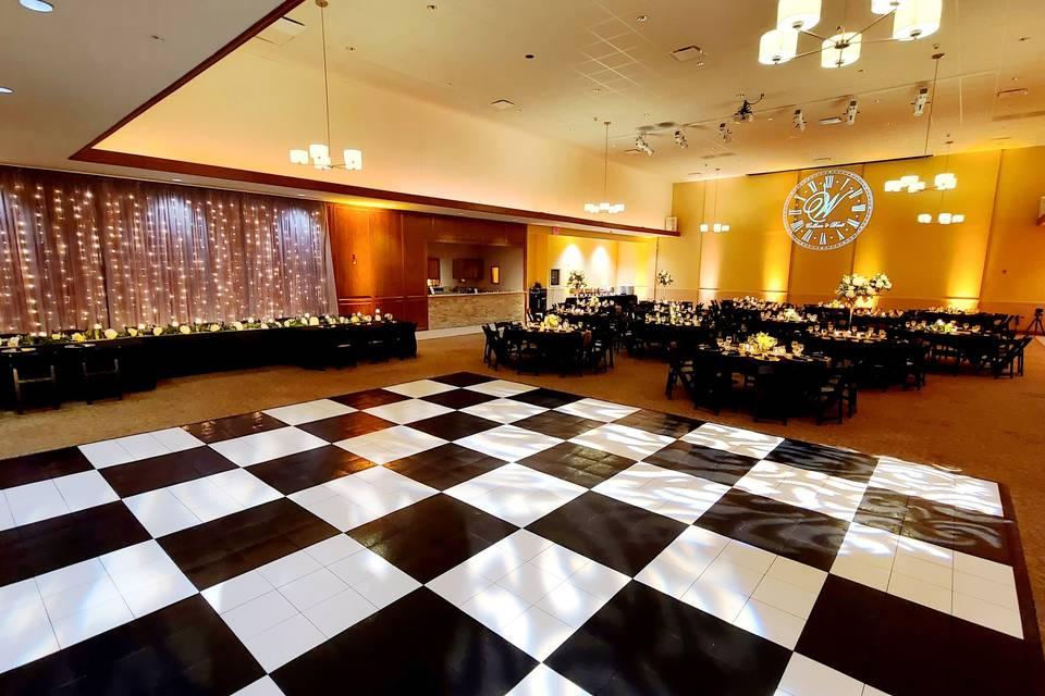 Fancy Dance Floor!