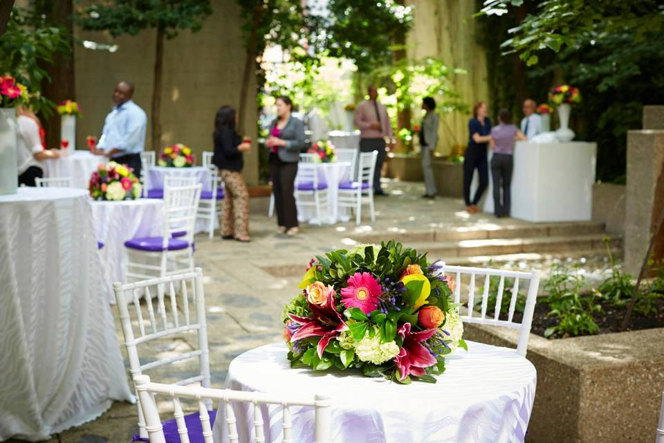 John F. Collins Park Wedding