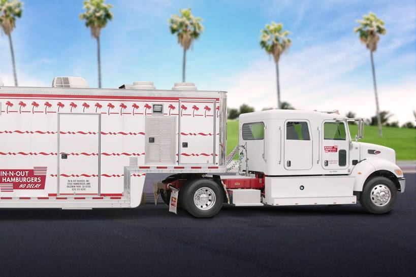 In-N-Out Cookout Truck