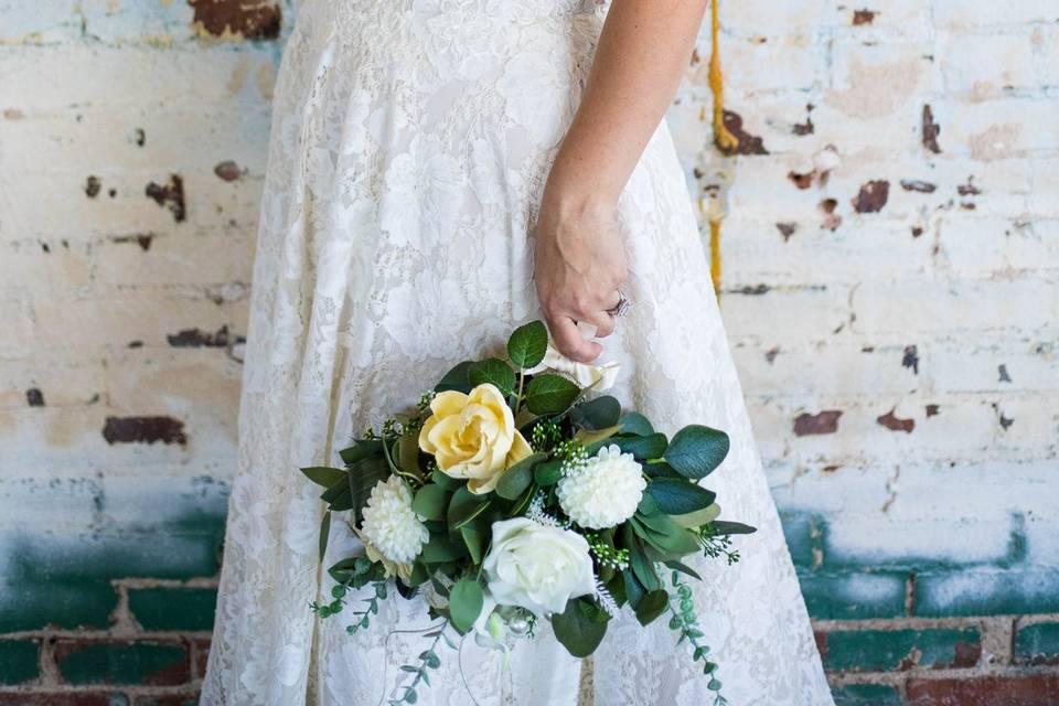 Studio Bridal Session