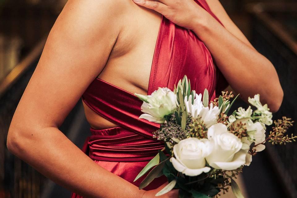 Bridesmaid Full Glam
