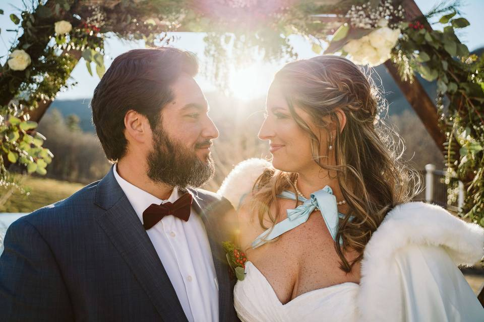 Full Bridal Glam & Hair