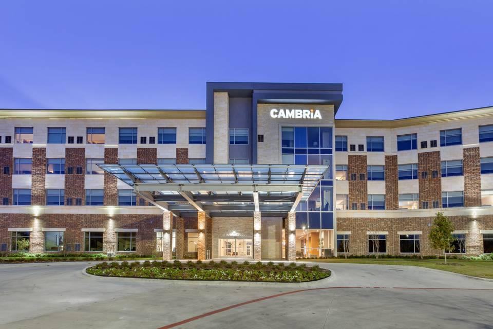 Cambria Hotel - Richardson Dallas