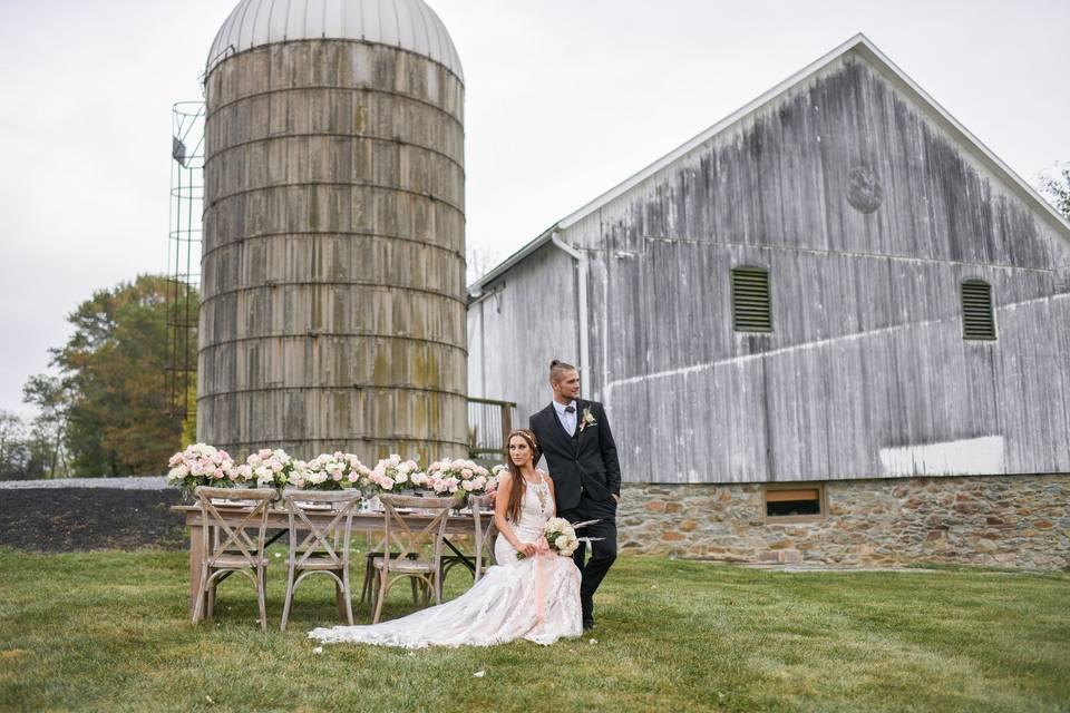 Theresa &Anthony Wedding Shoot