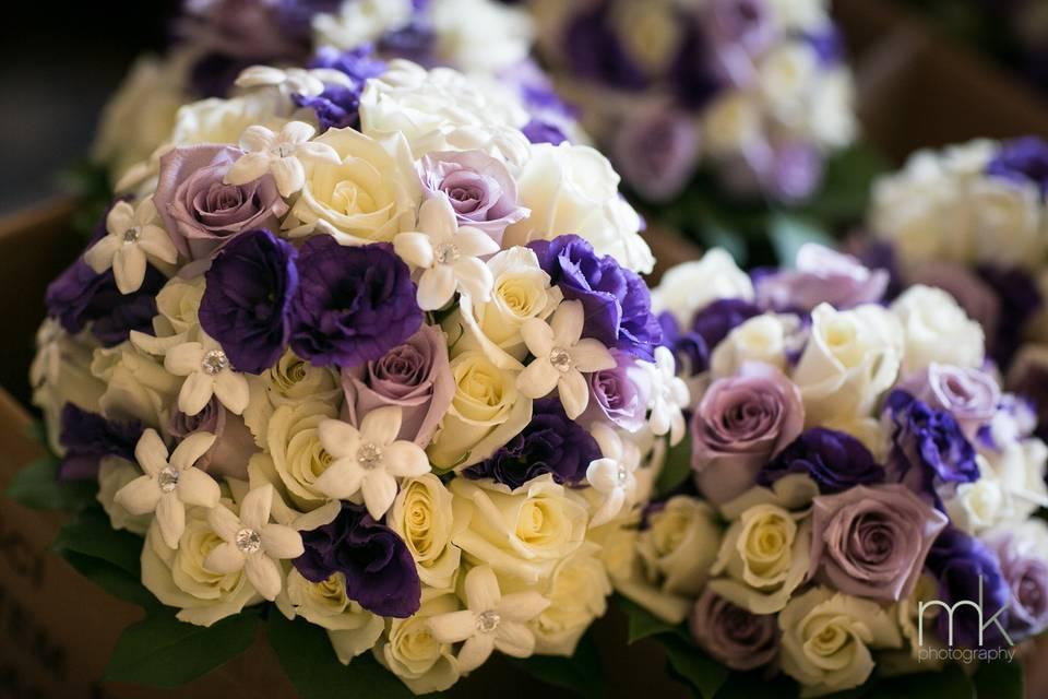 Unique floral options