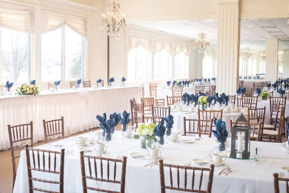 Duneland Falls Banquet Center