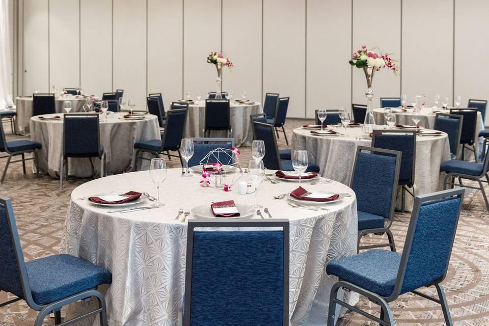 Section of Celestial Ballroom