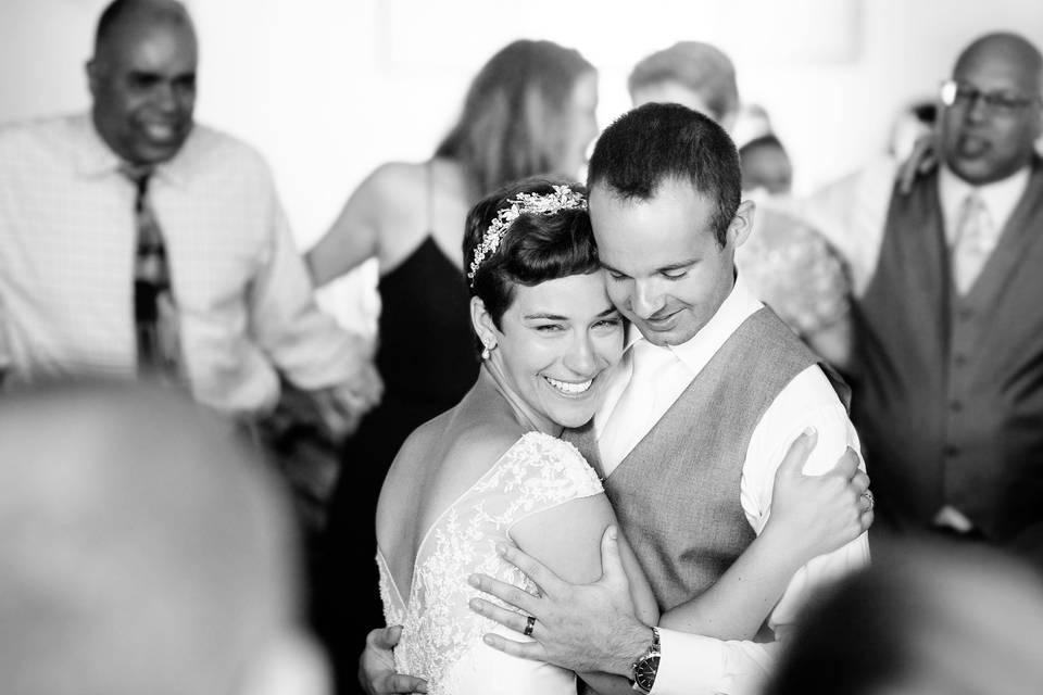 Allison Niles Photography - Newlyweds