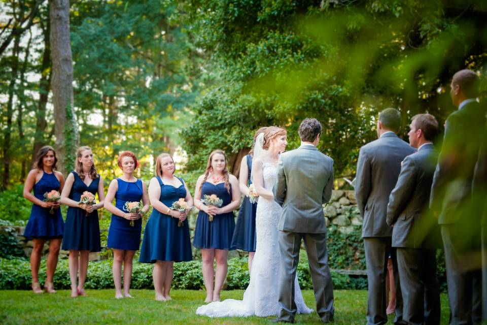 Allison Niles Photography -  Intimate ceremony