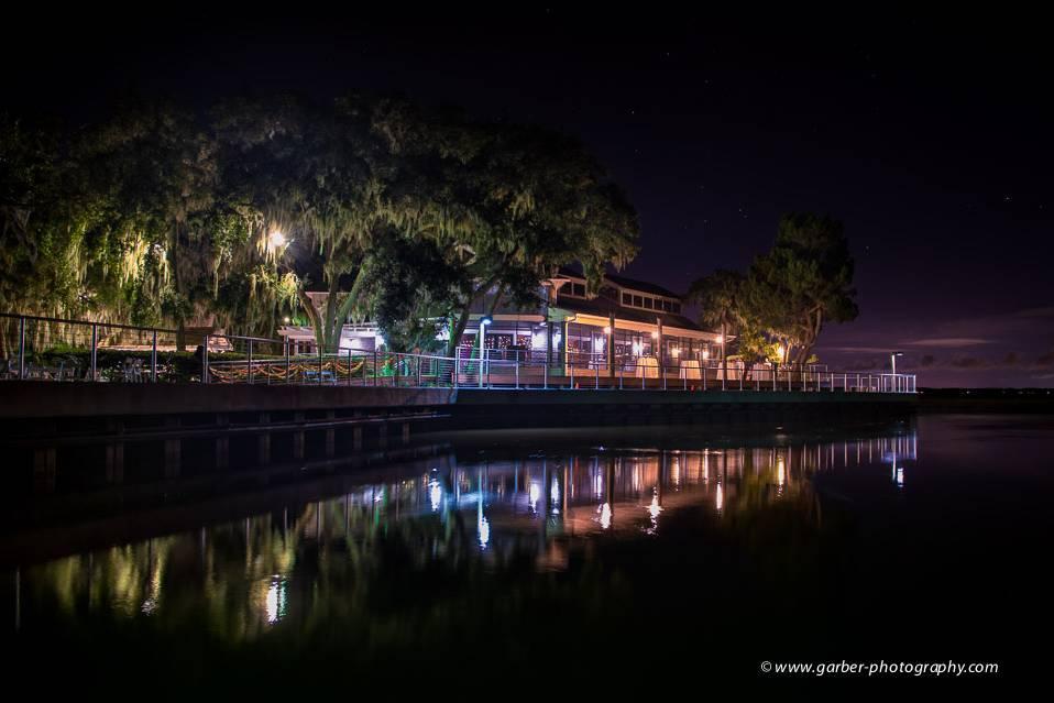 Walkers Landing at Night