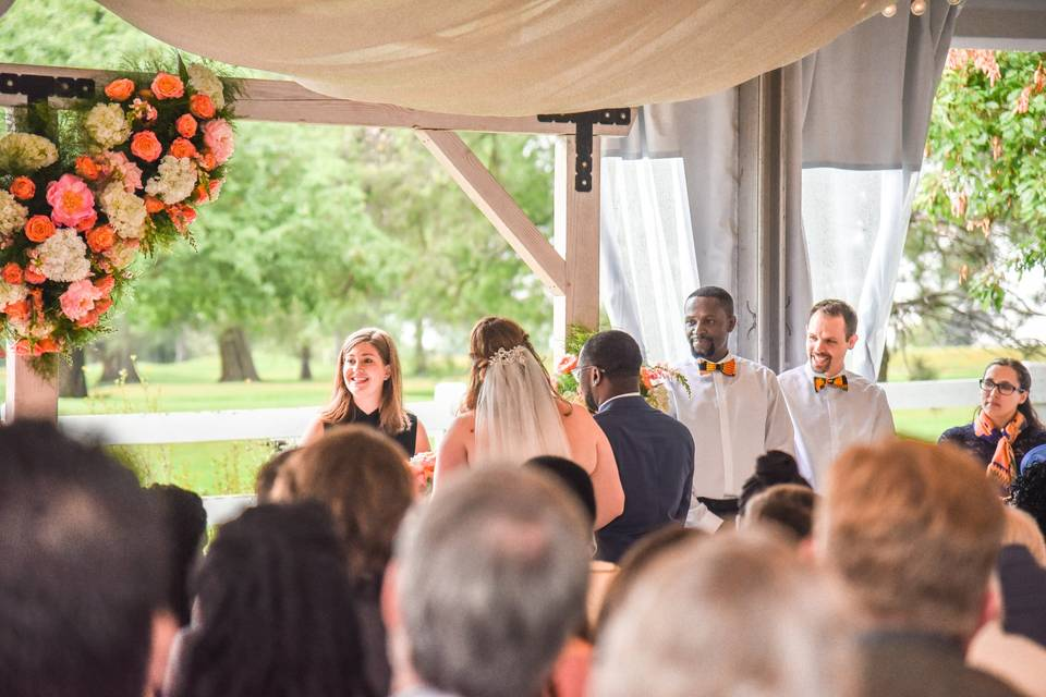 Ceremony that reflects you