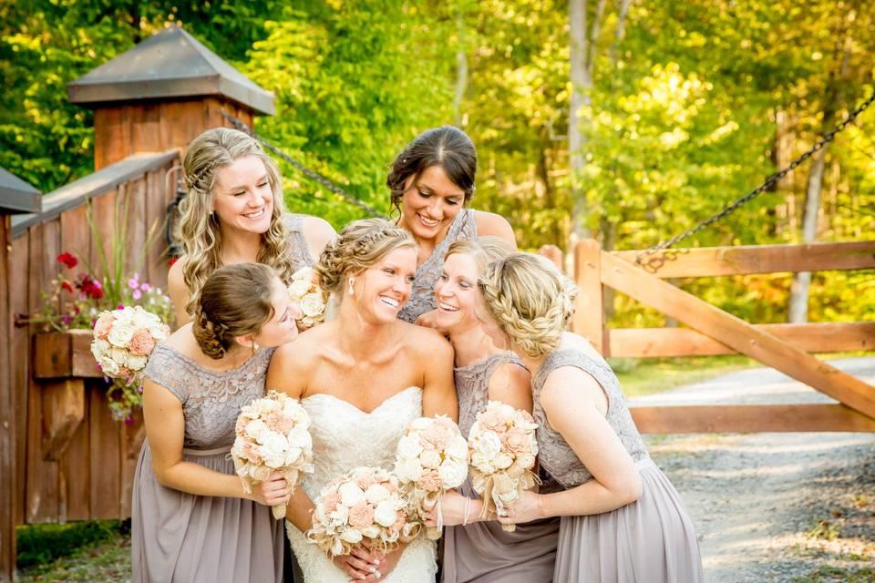 Laurel Rock Farms wedding