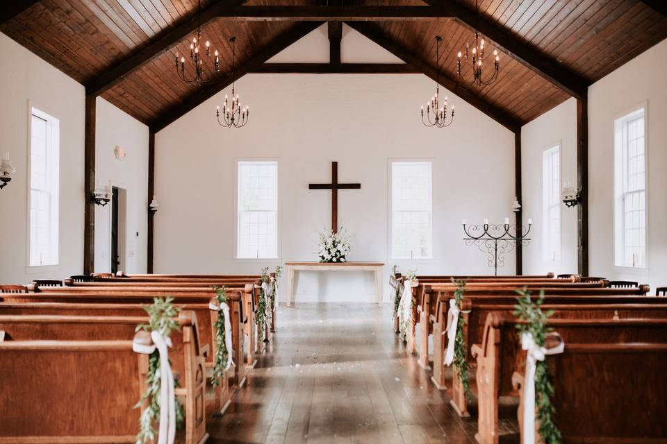 Interior Chapel