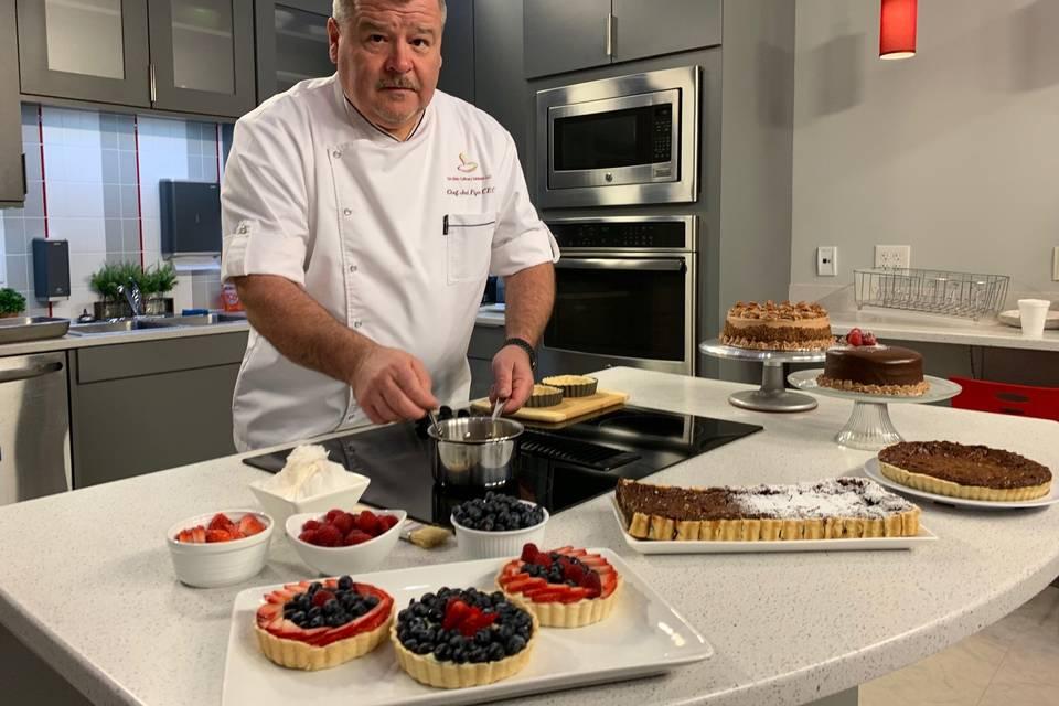 Chef Jud Flynn CEC