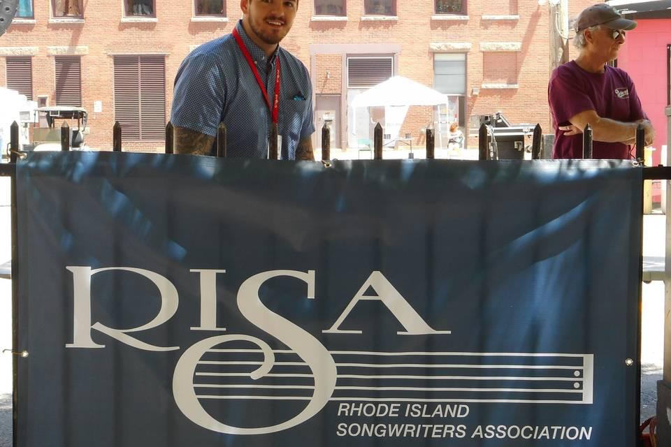 Hosting RISA at PVD Fest 2019